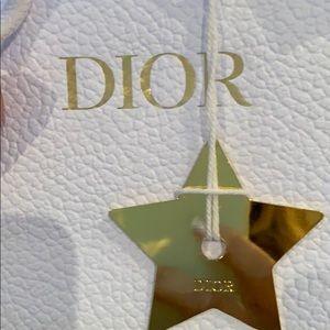 Dior Bags - Dior mini shopping bag with metal Dior star